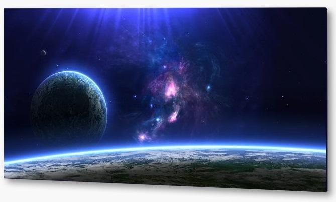 vesolje panel