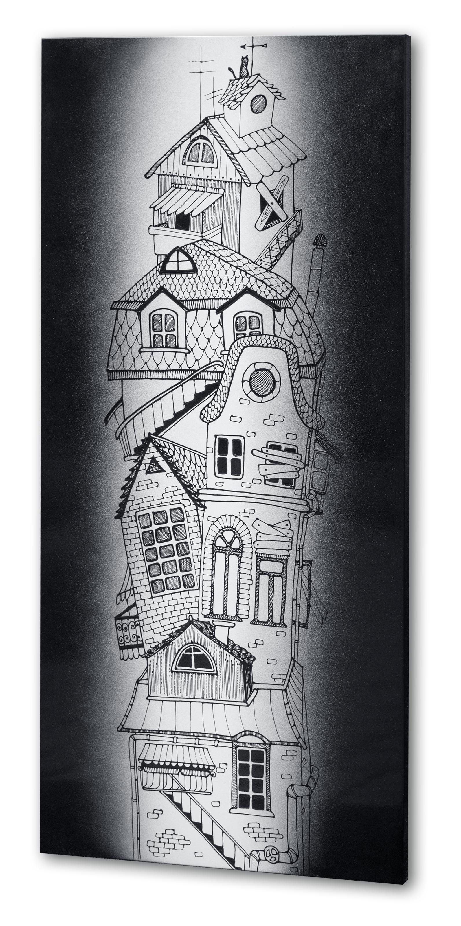 Dizajn - Cats house