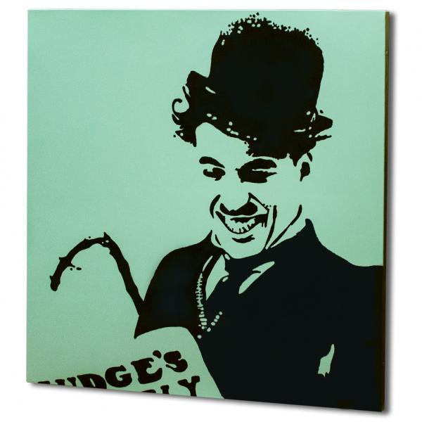 Dizajn - Charlie Chaplin